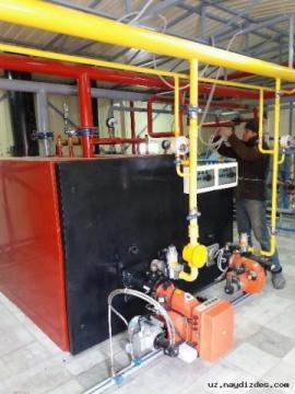 Котлы, Модульные тепловые установки